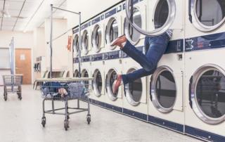 electric shock from washing machine
